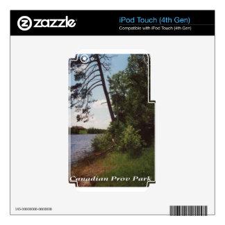 Parque provincial, Ontario Calcomanía Para iPod Touch 4G