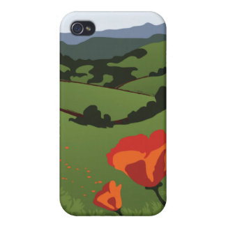 Parque regional de Tilden iPhone 4/4S Carcasa