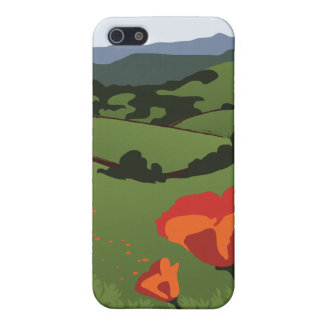 Parque regional de Tilden iPhone 5 Carcasa