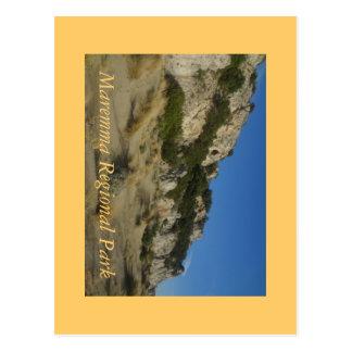 Parque regional Toscana Italia de Maremma Postales