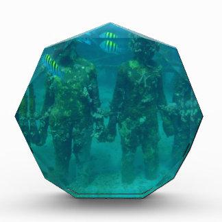Parque subacuático de la escultura de Grenada