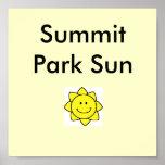 Parque Sun de la cumbre Impresiones