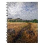 Parque superior de Bidwell, Chico, CA Cuaderno