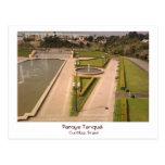 Parque Tanguá - Curitiba, Brasil Cartão Postal