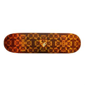 Parque Tile Skateboard with RJD logo