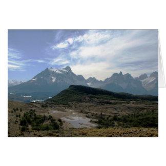 Parque Torres del Paine, Chile Card