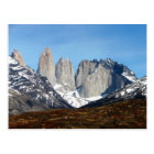 Parque Torres del Paine, Chile Postcard