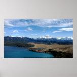 Parque Torres del Paine, Chile Poster
