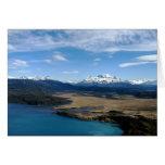 Parque Torres del Paine, Chile Tarjeta De Felicitación