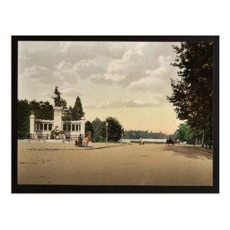 Parque y monumento del d'Or de Tete a las legiones Tarjetas Postales