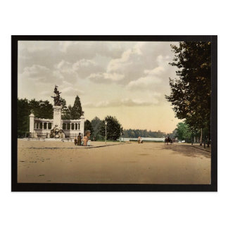 Parque y monumento del d'Or de Tete a las legiones Postal