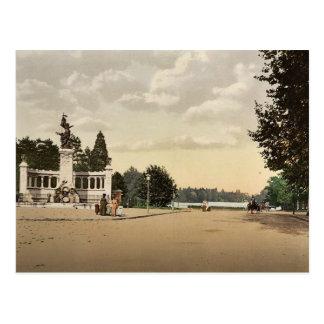 Parque y monumento del d'Or de Tete a las legiones Postales