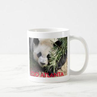 Parque zoológico Atlanta del oso de panda @ Taza