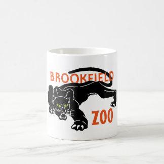 Parque zoológico de Brookfield -- WPA Tazas De Café