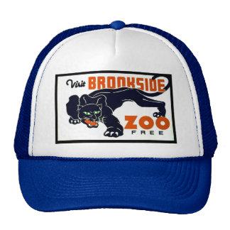 Parque zoológico de Brookside de la visita libre - Gorras