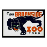 Parque zoológico de Brookside de la visita libre - Impresiones