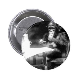 Parque zoológico de consumición del nacional del v pin redondo 5 cm