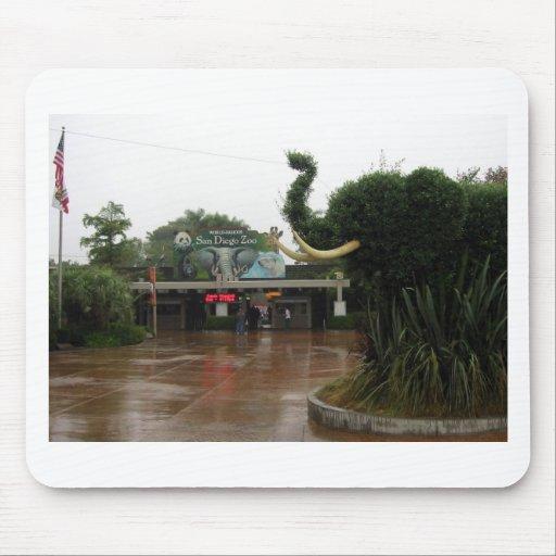 Parque zoológico de San Diego Tapete De Ratones