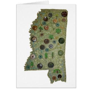Parques de estado de Mississippi Tarjeta Pequeña