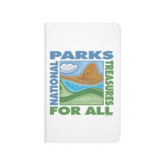 Parques nacionales cuaderno