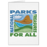 Parques nacionales tarjeta
