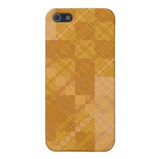 Parquet Pixels iPhone 5 Case