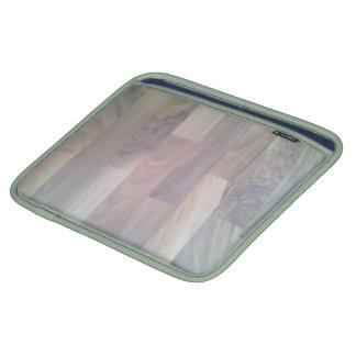 Parquets floor sleeve for iPads