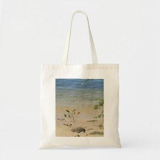 Parramatta River Beach Tote Bag