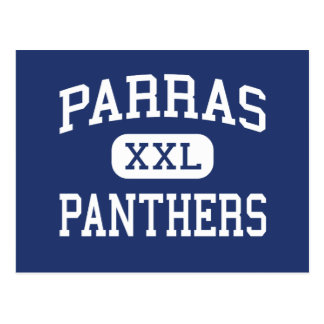 Parras Panthers Middle Redondo Beach Postcard