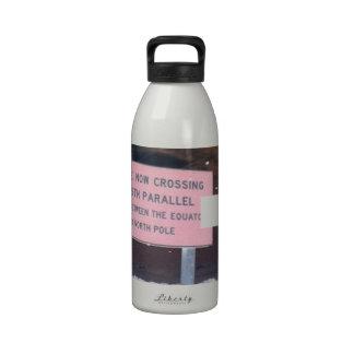 Parrelleize Water Bottle