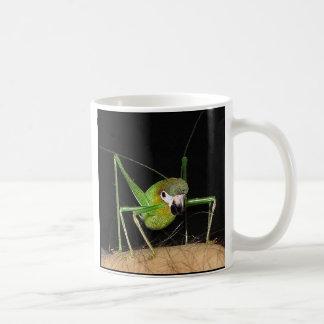 Parricket Classic White Coffee Mug