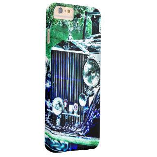 Parrilla clásica de Royce del rollo Funda De iPhone 6 Plus Barely There
