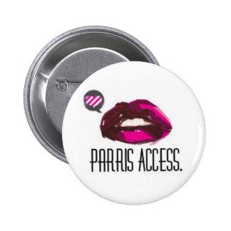 Parris Access Pin