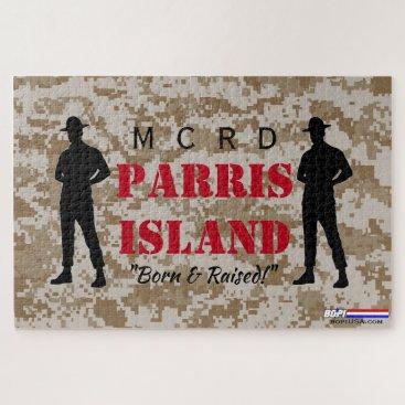 Parris Island 'Born & Raised!' 1,014-Piece Puzzle