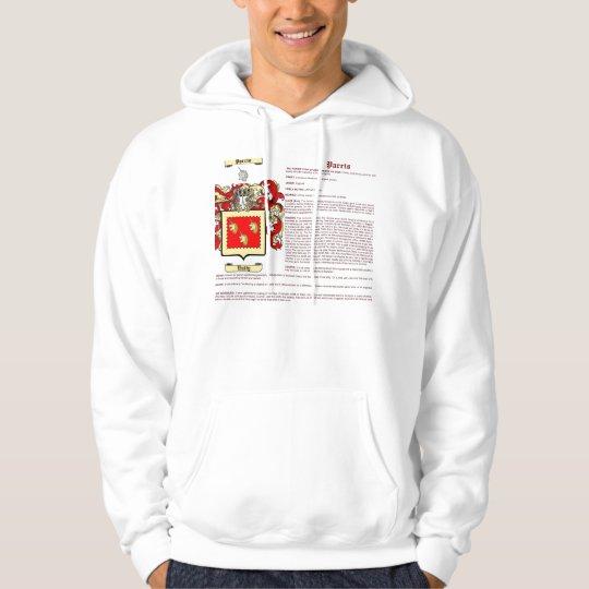Parris (meaning) hoodie
