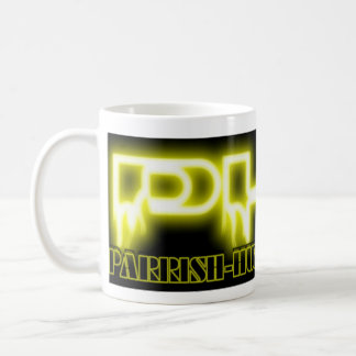 Parrish-Hundley Band Flaming Mug