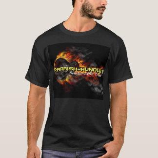 Parrish-Hundley Band / Houston Effin' Texas T-Shirt