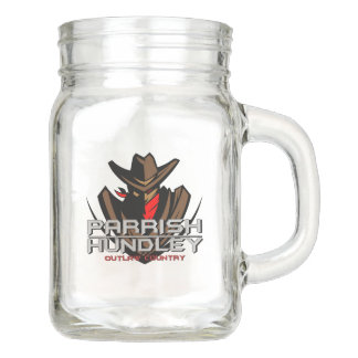 Parrish-Hundley Mason Jar