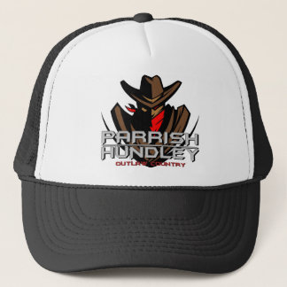 Parrish-Hundley Outlaw Country Ball Cap