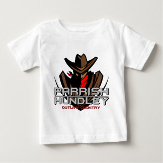Parrish-Hundley Outlaw Country Infant T-Shirt