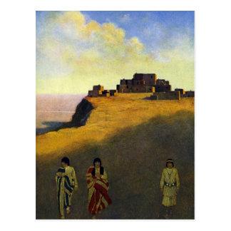 Parrish Landscapes Postcard