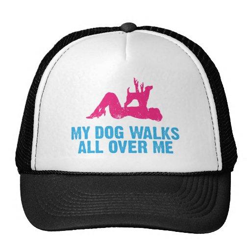 Párroco Russell Terrier Gorras De Camionero