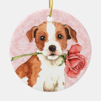 Párroco subió tarjeta del día de San Valentín Adorno Para Reyes