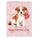 Párroco subió tarjeta del día de San Valentín Russ