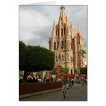 Parroquia de San Miguel Arcángel Greeting Cards