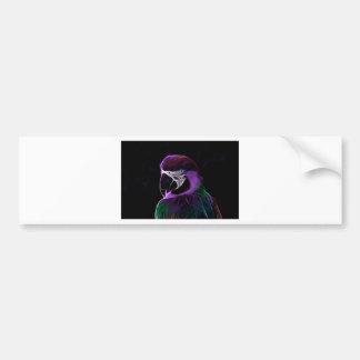 parrot #2 bumper sticker