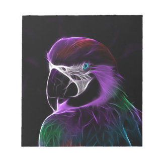 parrot #2 notepad