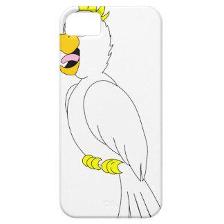 parrot #3 iPhone SE/5/5s case