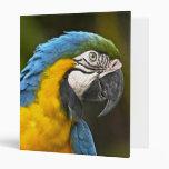 Parrot 3 Ring Binder