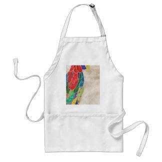 Parrot Adult Apron